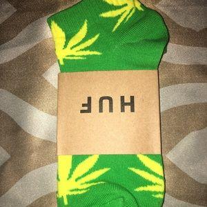 HUF Weed Ankle Socks